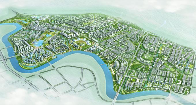 [浙江]综合型滨江生态水岸低碳创新产业城市规划设计方案(2017最新)_11