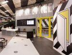 动感空间 数字创意联合办公空间设计欣赏