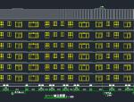 6层框架结构住宅楼建筑结构全套图