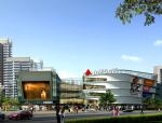 [青岛]银座中心建筑设计文本(商场+高层住宅)