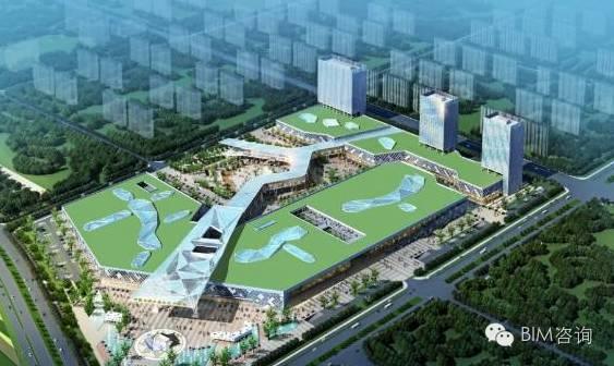 BIM案例丨东海新水晶城项目BIM运用案例