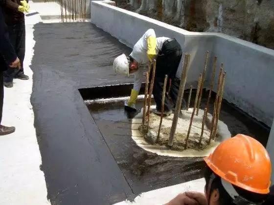 全面详细的屋面防水施工做法图解,逐层分析!_15