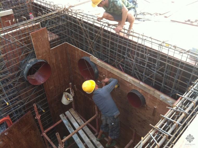 给排水管道距墙尺寸的完全汇总