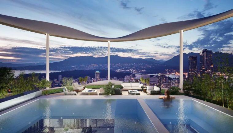 一栋住宅十年设计,这可能是世界上最梦幻的公寓楼_46