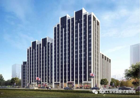 北京市首座钢结构装配式建筑施工管理实践_1