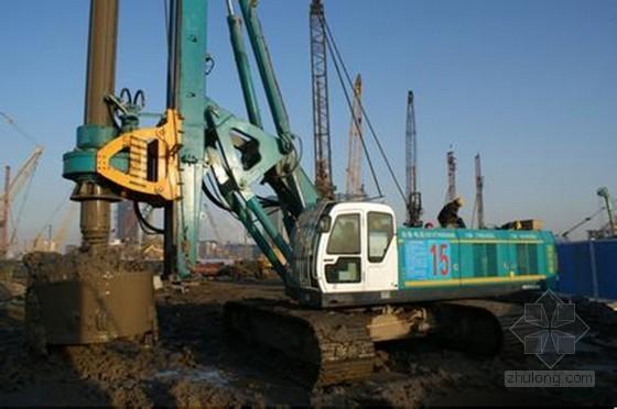 旋挖钻孔灌注桩厚砂地层中孔底沉渣厚度质量控制技术