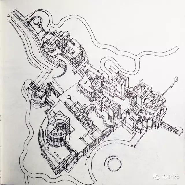 手绘快题-经典建筑案例解析!
