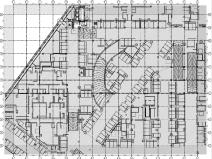 [重庆]英国贝诺Benoy-重庆IFS国际金融中心室内装修施工图