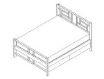 bim软件应用-族文件-床