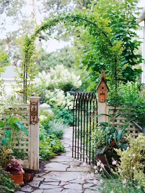 50款·漂亮的庭院入口_29