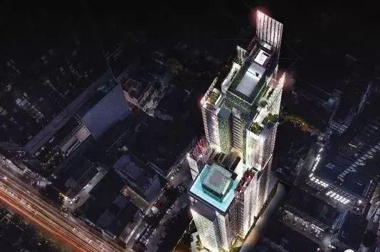 居住区 | 泰国居住区景观设计案例