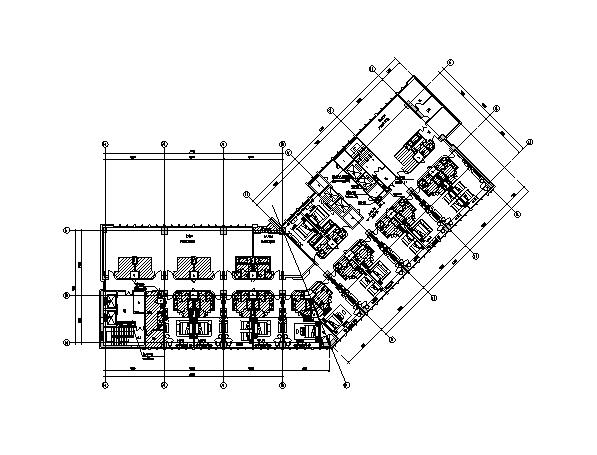 江西50层超高层酒店办公大厦暖通全套施工图(超级详细)