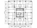 8度区B级高度框架-核心筒结构抗震设计探讨