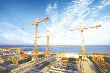 港口工程施工单位入场安全培训讲义(PPT)