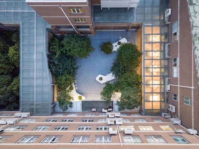 2019庭院设计新名词——树桌花园