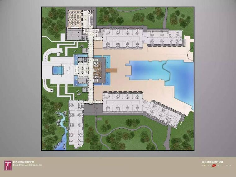 wilson设计—北京雁栖湖国际会都酒店室内设计概念设计方案