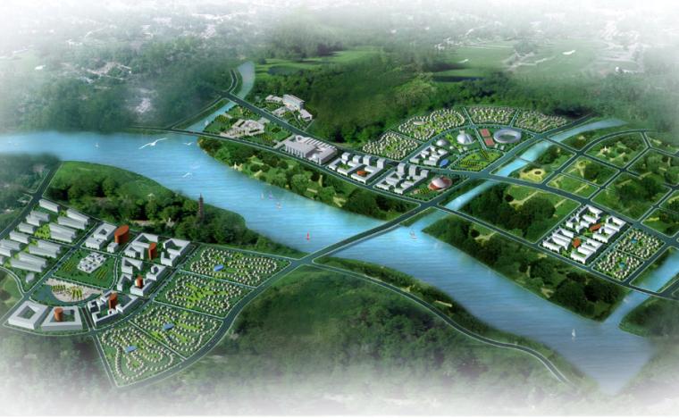 [浙江]仙居市新城控规和详细规划设计方案文本