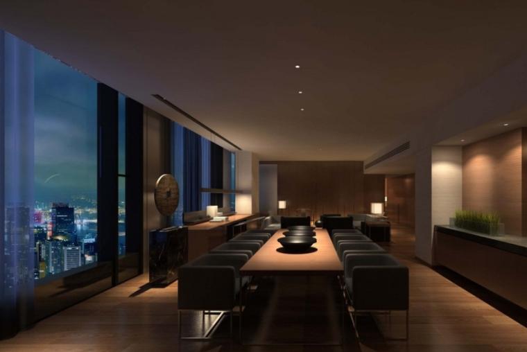 2019建筑竞赛资料下载-[四川]三峡大厦北楼设计竞赛方案文本