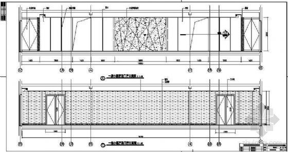 北京卢师别墅施工图-2