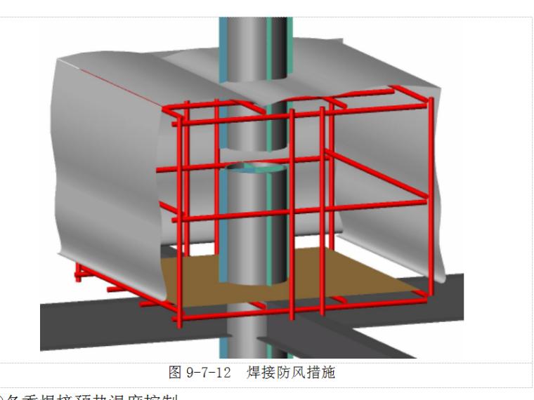 超高层核心筒塔楼钢结构施工方案