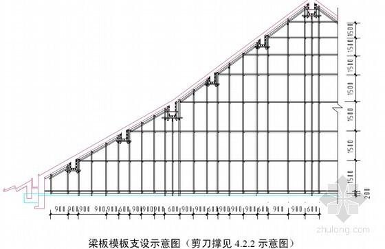 [河南]档案馆工程斜屋面钢结构施工方案
