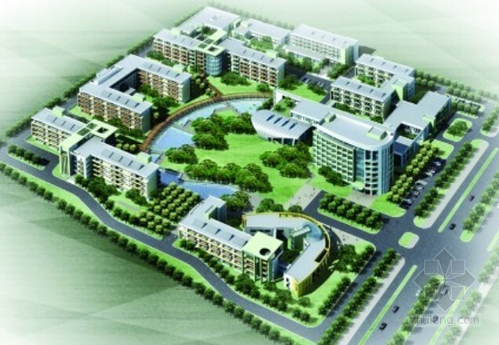 [安徽]2015年儿童福利中心建筑工程预算书