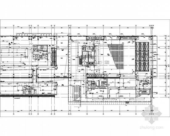 [上海]大型船厂全套电气施工图纸254张(含计算书)