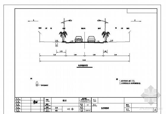 某道路排水工程施工图