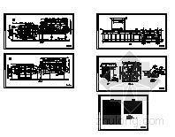细格栅及Pista沉砂池工艺设计图