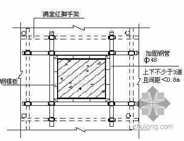 唐山某电厂污水处理系统土建及安装施工组织设计