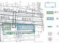 [北京]明挖顺作法地下两层三跨车站矿山法暗挖马蹄形区间隧道施工组织设计321页