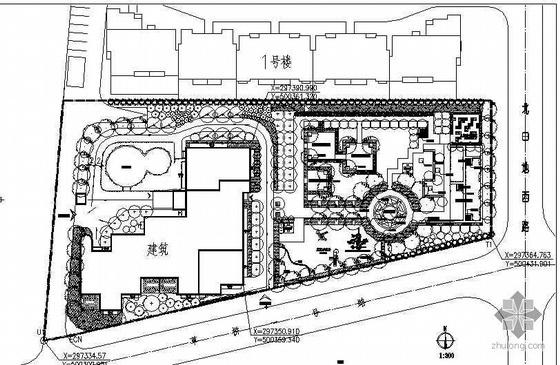 [北京]幼儿园环境景观设计施工图
