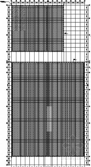 [南宁]底部框架+网架屋盖车间混合结构施工图
