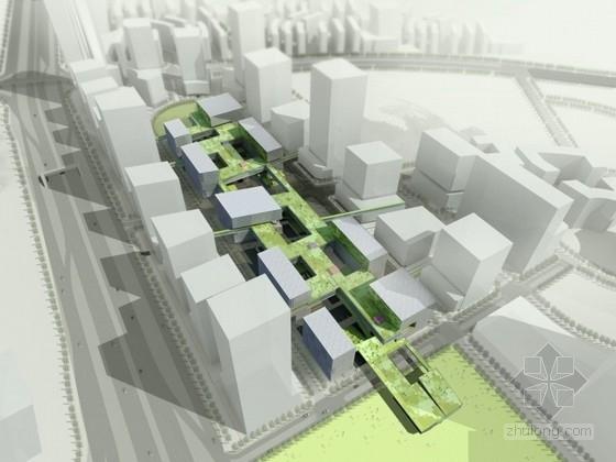 [深圳]某科技园规划及建筑单体设计方案文本