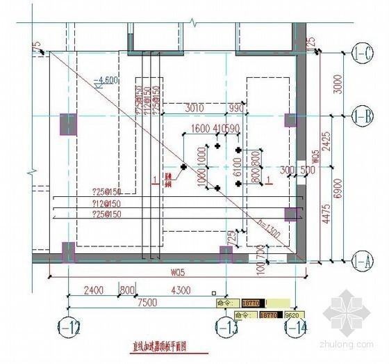 [湖北]直线加速器房模板支撑专项施工方案(大体积混凝土 高大模板)