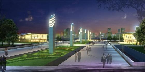 [湿地][福州]方案滨湖方案平面岗位规划设计公园景观设计师岛屿工作总结图片
