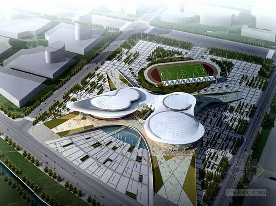 [浙江]2015年新建体育广场建设工程预算书(工程造价约230万元)