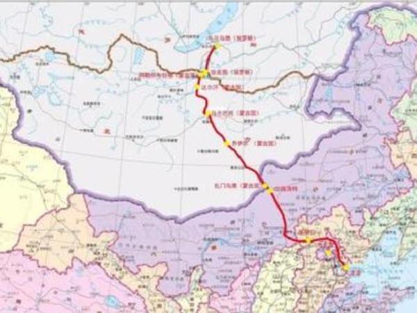 """中国蒙古俄罗斯开展""""国际道路货运试运行"""""""