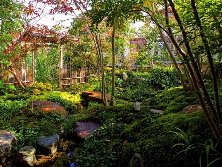 日本共生之庭院