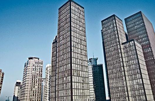 北京高层大厦空调改造工程施工组织设计