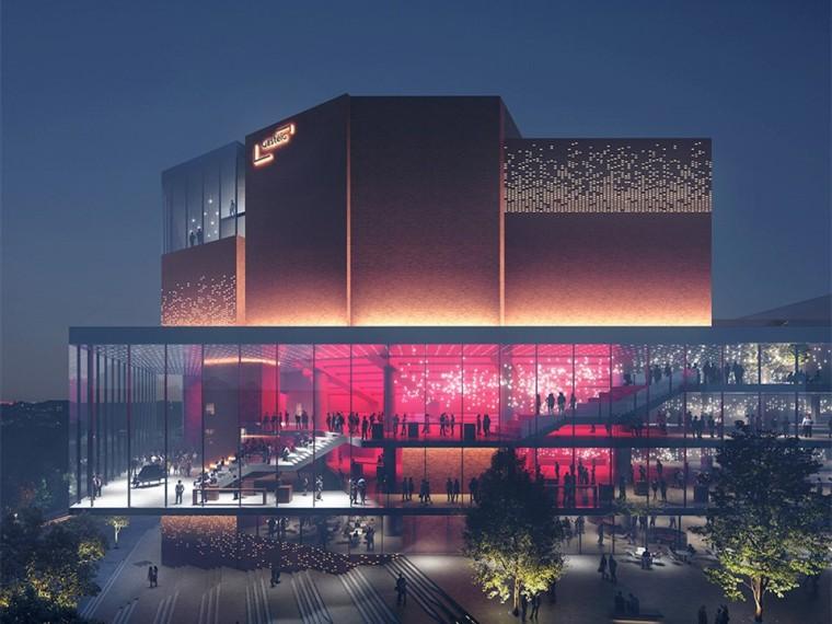 德国慕尼黑音乐厅