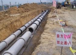 [陕西西安]曲江新区市政道路雨污水工程施工组织设计