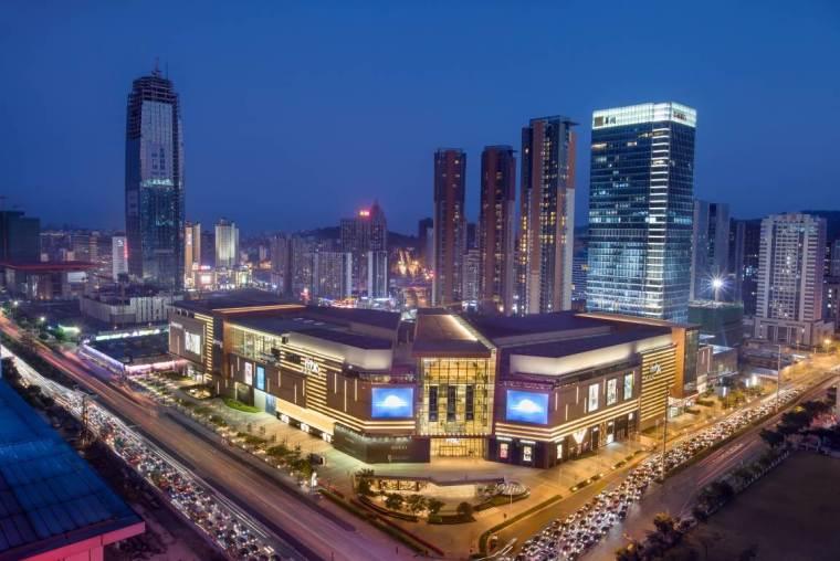 南宁华润中心写字楼超限高层结构设计论文