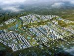 长沙梅溪湖国际新城二期概念规划
