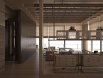 [深圳]卢志荣&梁志天-低调奢华顶层复式室内设计概念+高清效果图