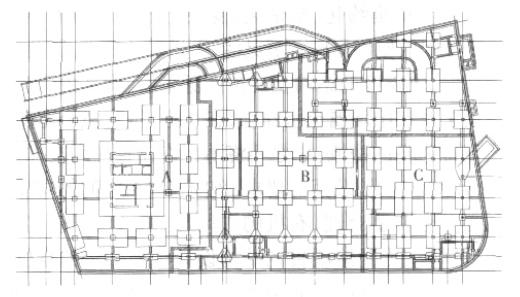 地下室基础梁优化设计和后浇带设置论文