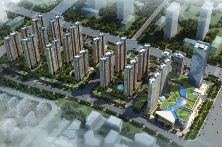 [山东]世界贸易中心项目施工总体规划汇报PPT(104页,省优工程)