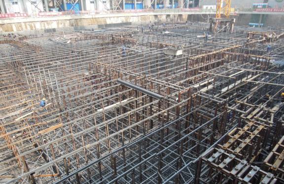 中国尊大体积混凝土底板施工综合技术交流