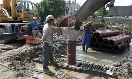 水利工程钻孔灌注桩施工技术及常见问题分析