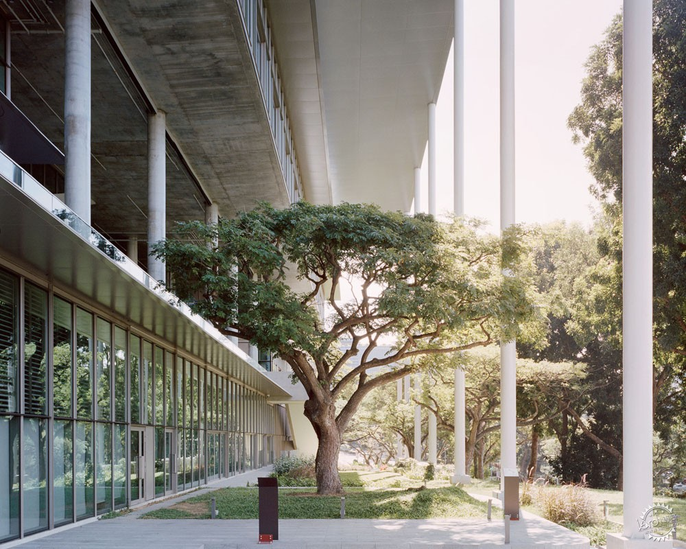 净能耗为零的开放建筑,为节能设计提供全新思路_2